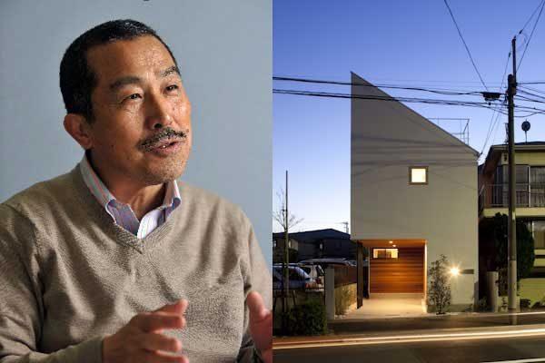 渡辺篤史の建もの探訪 「とぐろを巻く7.6坪の家」 \u2013 Streaming